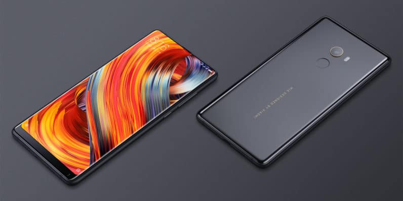 Xiaomi Mi Mix 2 Yoshop Design