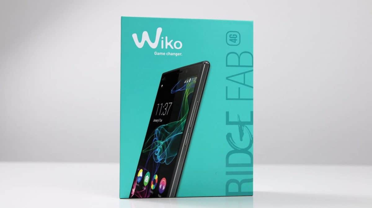 Root Wiko Ridge Fab 4G (L5320)