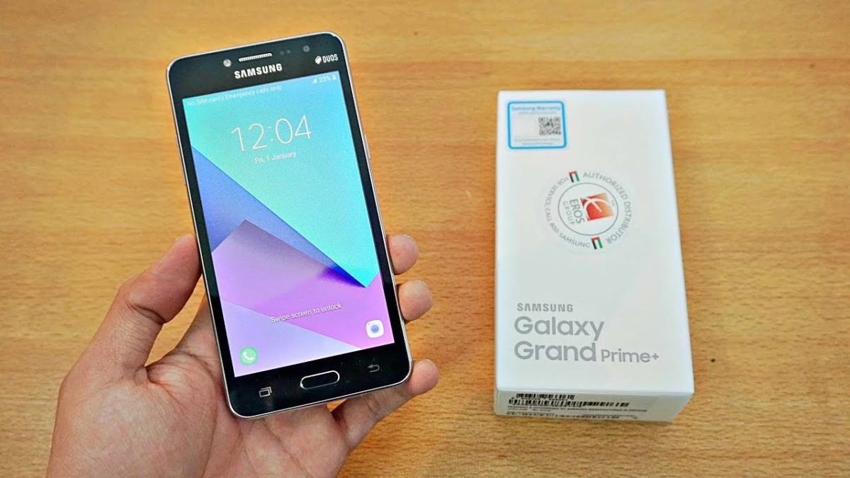Lineage OS 15 For Galaxy Grand Prime Plus (Development)