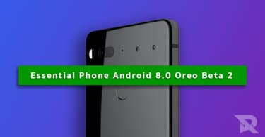 Essential Phone Android 8.0 Oreo Beta 2