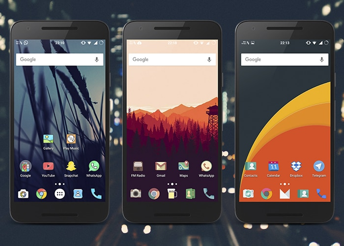Top 10 New Nova Launcher Icon Packs For Free (2018)
