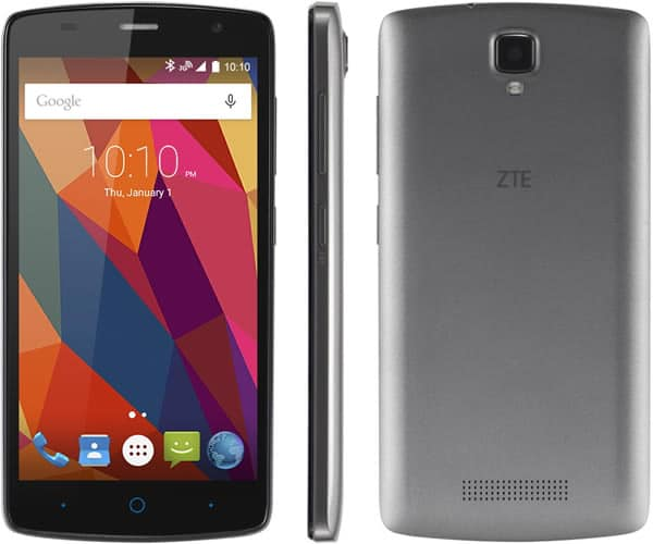 Root ZTE BLADE L5 and Install TWRP