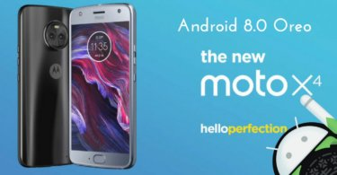 Download and Install Stock Firmware On Moto X4 (Unroot/Unbrick)