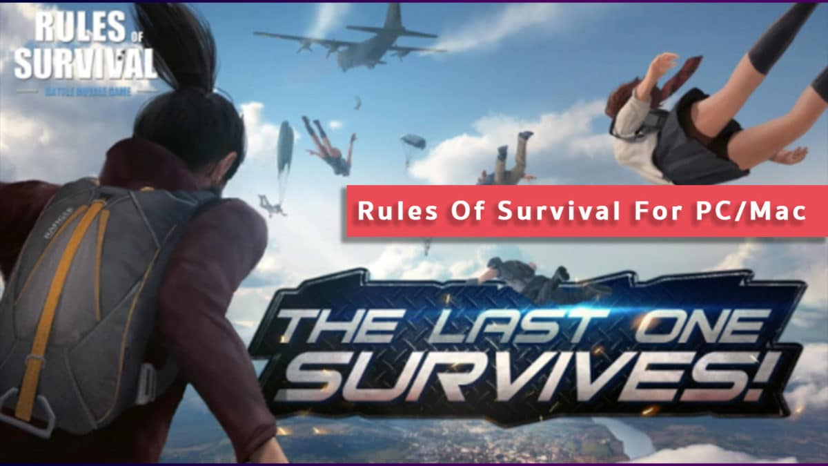 rules of survival emulator 2018