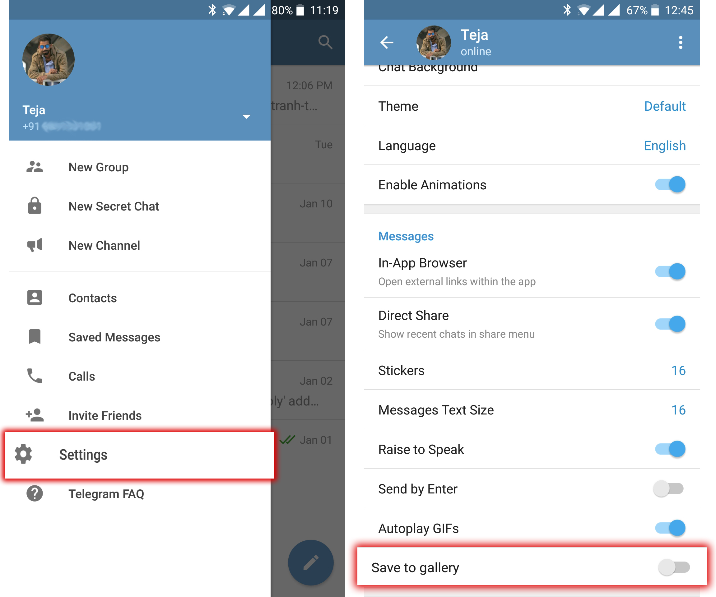 New Tricks] 10 Cool Telegram Messenger App Tricks To Try In 2018