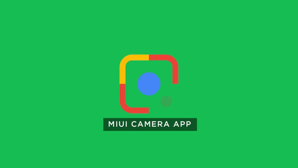Download and Install Latest MIUI Camera Apk For Android Devices