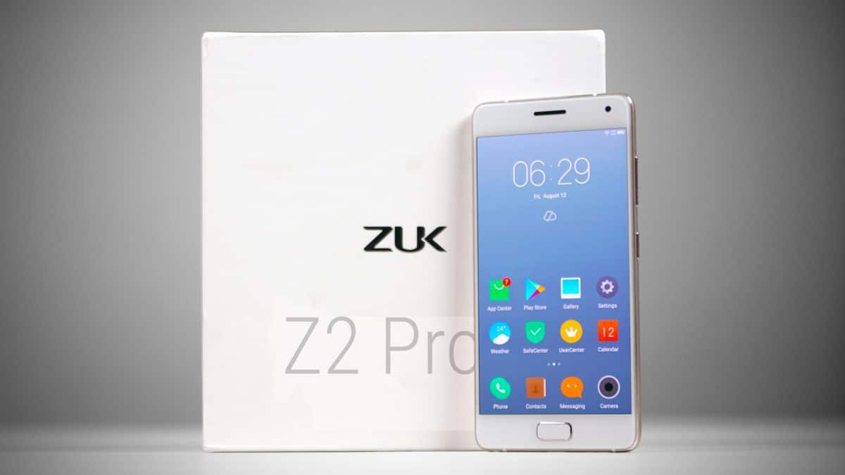 Lenovo Zuk Z2 Pro gets Android 8 0 Oreo update in China