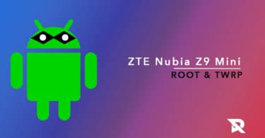root ZTE Nubia Z9 Mini and Install TWRP Recovery
