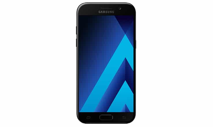 Root Canada Galaxy A5 2017 SM-A520W With CF Auto Root (Nougat)