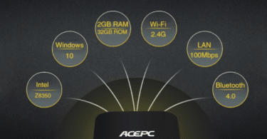 ACEPEC T8 Mini PC Short Review and Deals