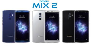 root Doogee Mix 2 and Install TWRP Recovery