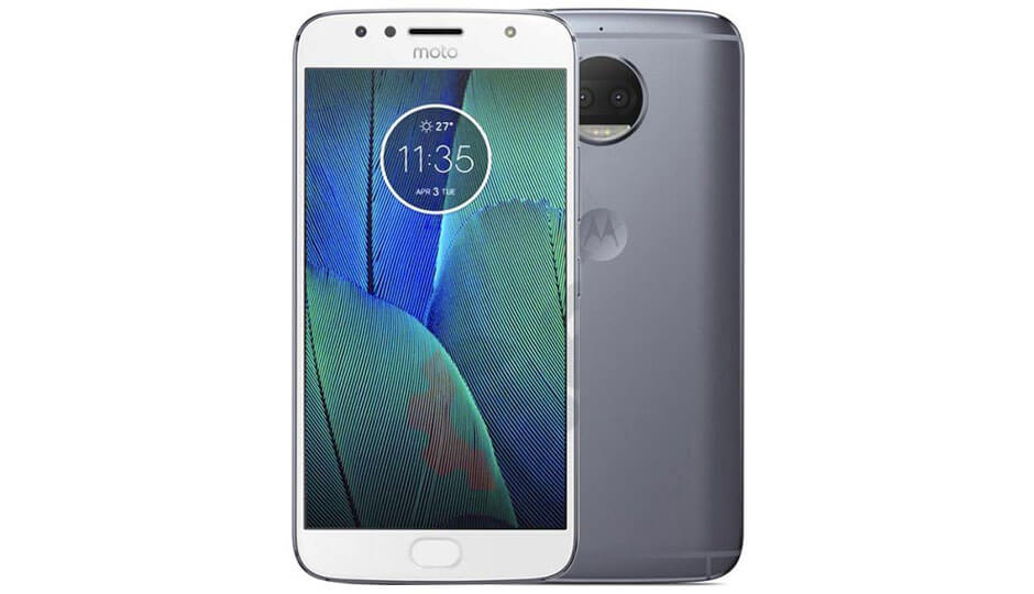 Lineage OS 15.1 On Moto G5s Plus