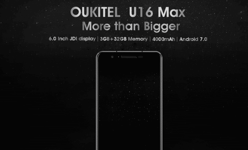 Current Status] OUKITEL U16 Max Official Android Oreo 8 0