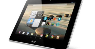 Install Stock ROM On Acer Iconia Tab A3 [Official Firmware]