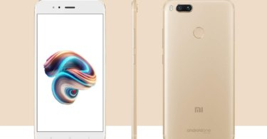 Install Android 7.1.2 Nougat On Xiaomi Mi A1 via AOSPExtended