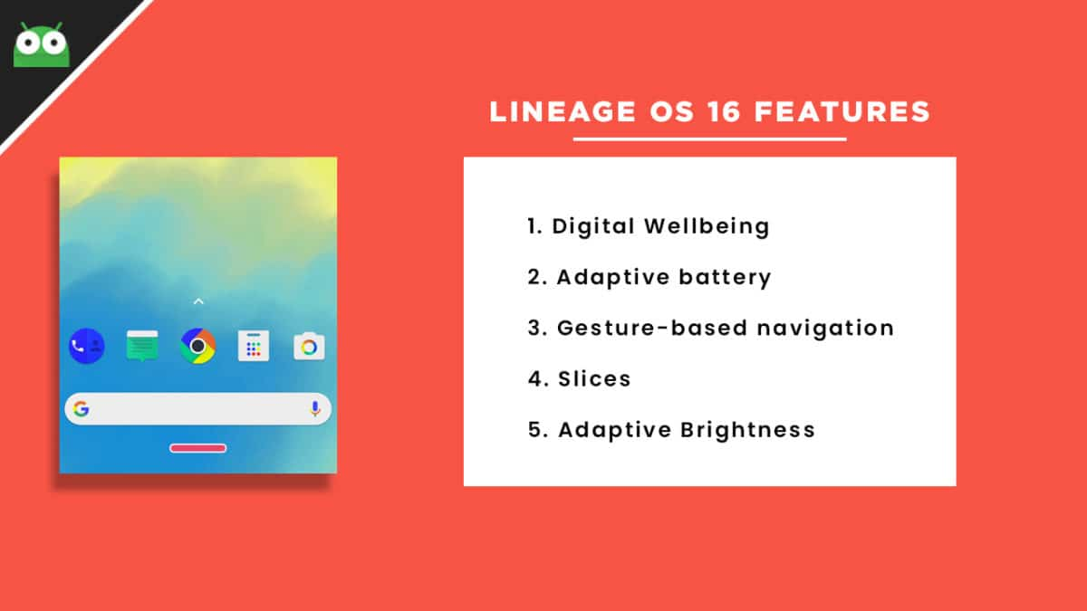 Download Lineage OS 16: Full Supported Devices List (Android