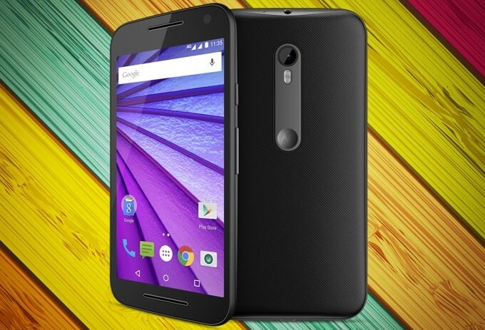 Lineage OS 15.1/Android 8.1 Oreo For Moto G3 (2015)