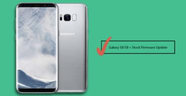 Galaxy S8 and S8+ G950FXXU1CRC7 and G955FXXU1CRC7 March 2018 Security Update