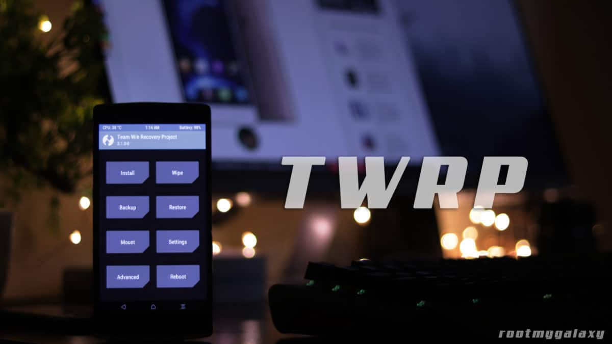 TWRP Recovery's benefits