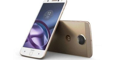 Install Resurrection Remix Oreo on Moto Z (Android 8.1 Oreo)