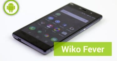 MadOS on Wiko Fever
