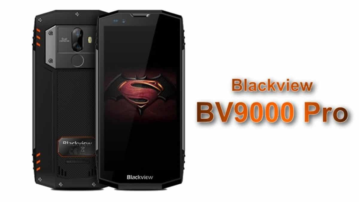 Blackview BV9000 Pro Official Android Oreo 8.0/8.1 Update