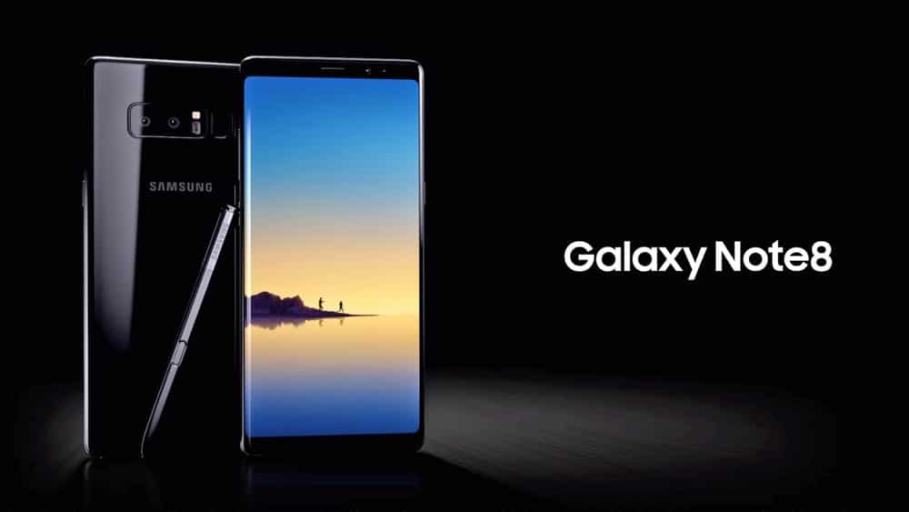 Galaxy Note 8 N950FXXU3CRC1 Android 8.0 Oreo Update