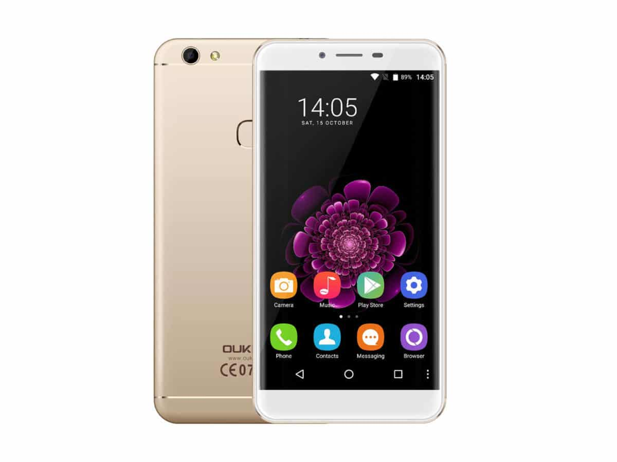 Install TWRP Recovery and Root OUKITEL U15S