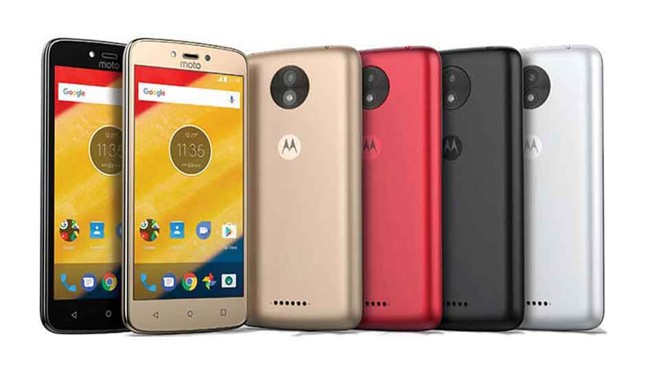 Install Resurrection Remix for Moto C Plus (Android 7.1.2 Nougat)
