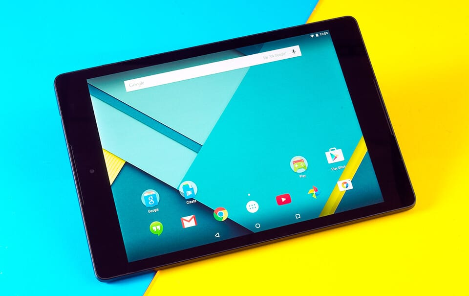 Install Resurrection Remix Oreo on Nexus 9 (Android 8.1)