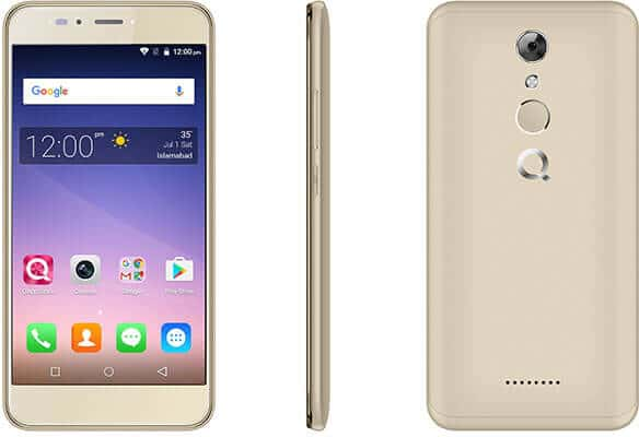 root Qmobile CS1 Plus and install TWRP Recovery
