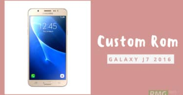 Android 8.1 Oreo On Galaxy J7 2016 [crDroidAndroid-8.1 ROM]
