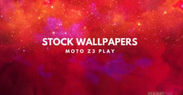 Download Moto Z3 Play Stock Wallpapers (Default Wallpapers)