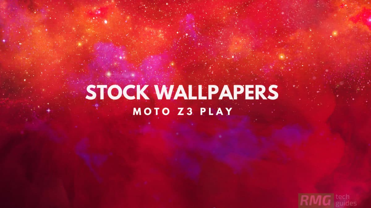Download Moto Z3 Play Stock Wallpapers (Default Wallpapers
