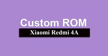 Update Xiaomi Redmi 4A To Android 8.1 Oreo Via AOSPExtended