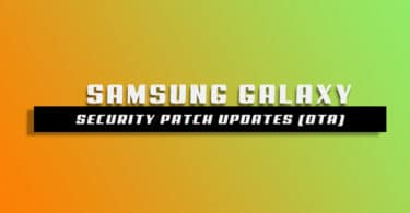 Download Galaxy S6  G920FXXU6ERD1 April 2018 Security Update