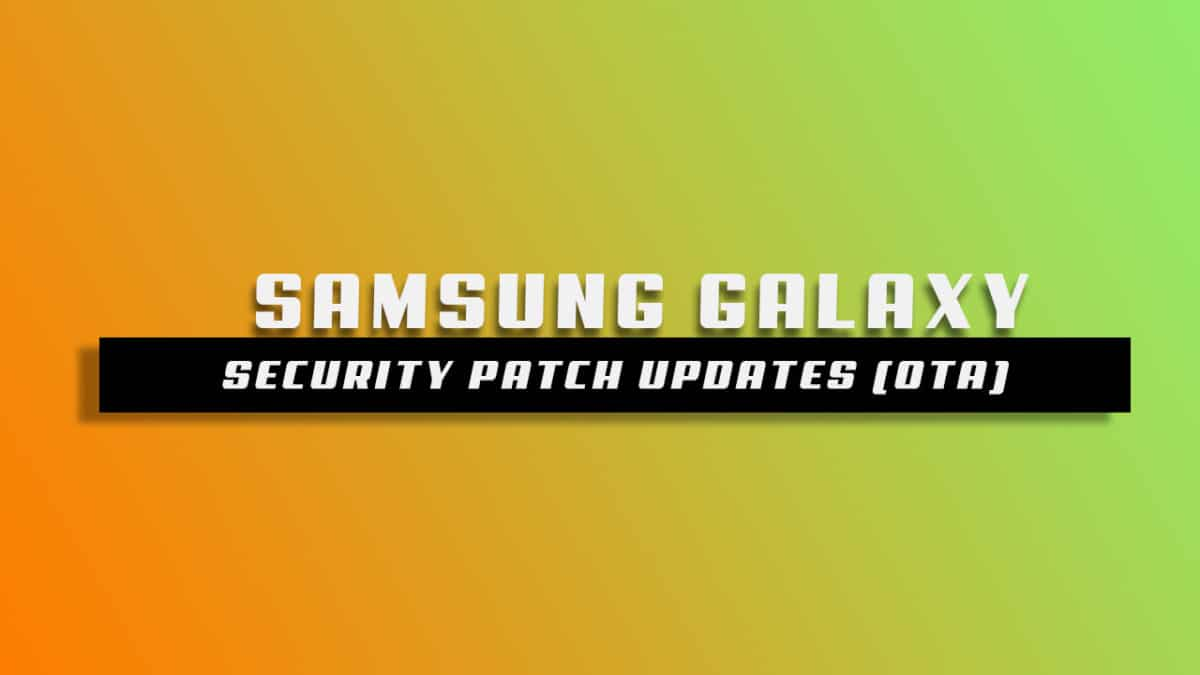 Download A530FXXU2ARD2 / A530FXXU2ARD3 April 2018 Security Update For Galaxy A8 2018