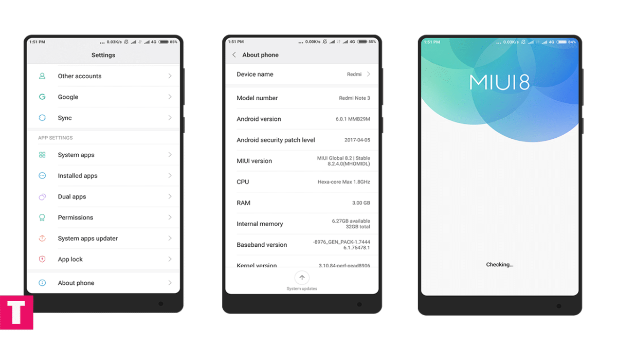 Download and Install Redmi Note 4/4x MIUI 9 5 10 0 Global