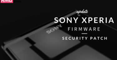 Download 51.1.A.3.159 April 2018 Security Update For Xperia XZ2 and XZ2 Compact