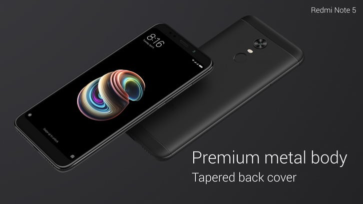 Download and Install Redmi Note 5 Pro MIUI 9.5.11.0 Global Stable ROM