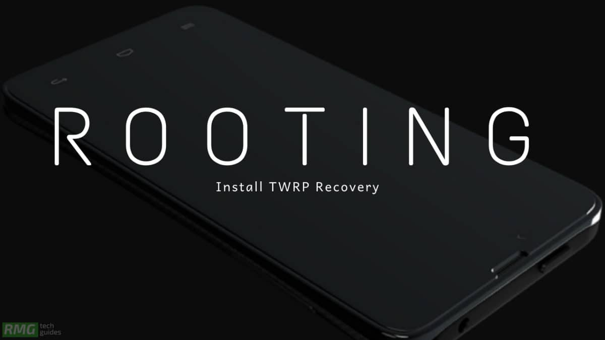 Root Cubot One and Install TWRP Recovery