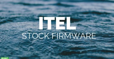 Download and Install Stock ROM On Itel S12 [Official Firmware]