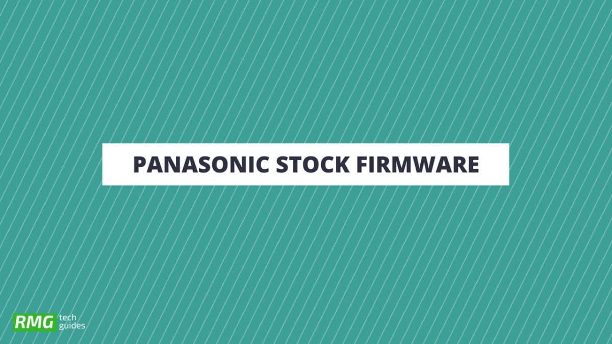 Download and Install Stock ROM On Panasonic P50 [Official Firmware]