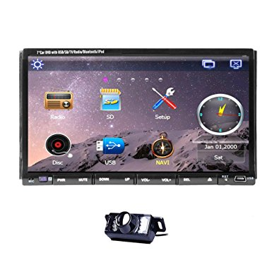 Image result for Double din head units with Bluetooth