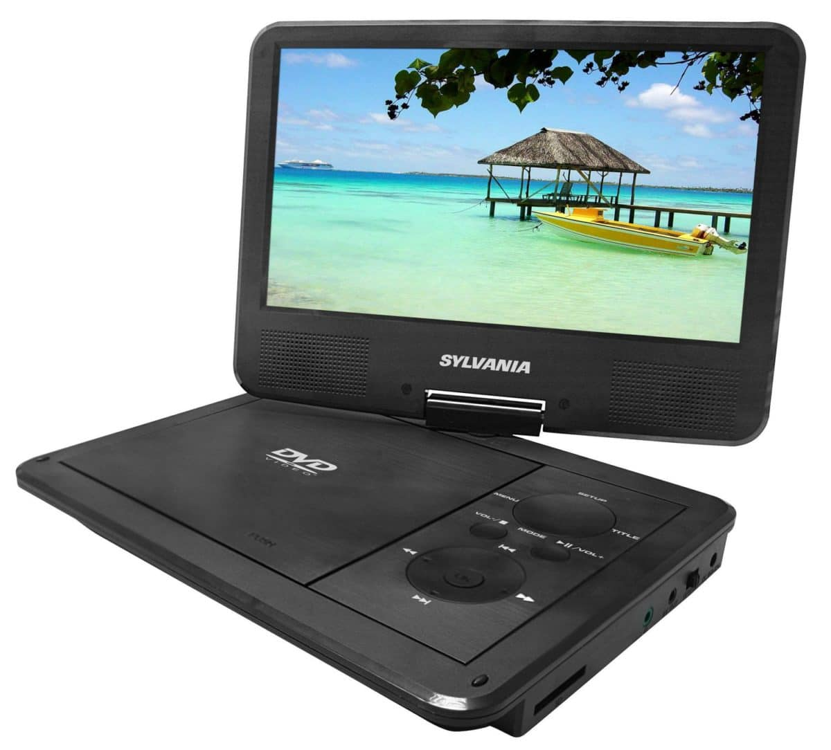 Image result for Sylvania Portable Player