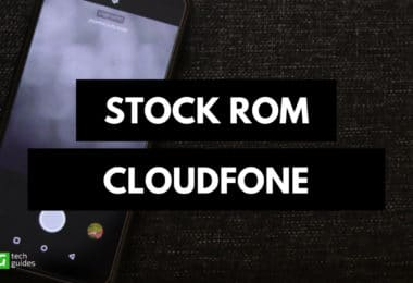 Download and Install Stock ROM On CloudFone Thrill Power N [Official Firmware]