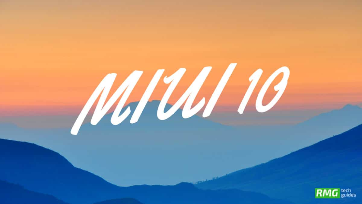 Download / Install MIUI 10 Global Beta 8.7.26 ROM On Xiaomi Mi 6X (v8.7.26)
