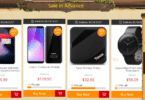 GearBest Biggest September 2018 Sale (Treasure Hunt)