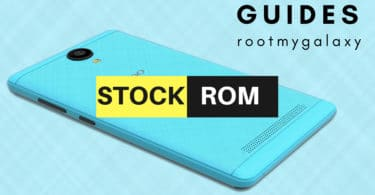 Download and Install Stock ROM On Infocus A1s [Official Firmware]