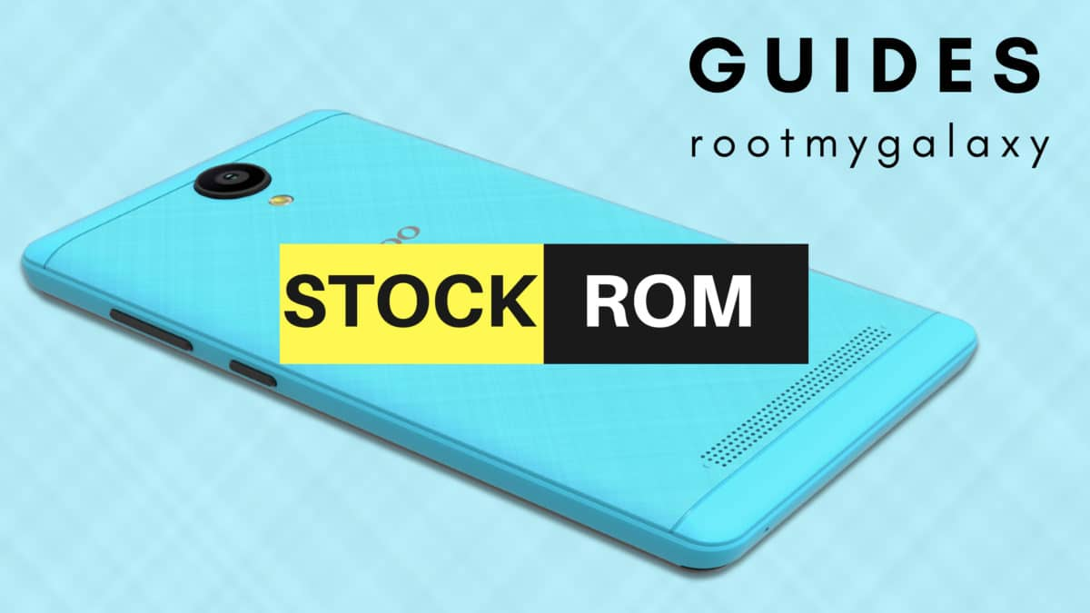 Download and Install Stock ROM On Gphone A9 [Official Firmware]